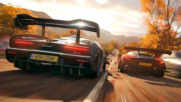 Biggest Being Forza Horizon 4
